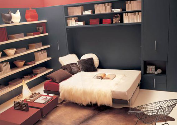 Space Saving Furniture Double bed